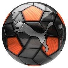 PUMA One Strap Fotboll - Silver/Röd