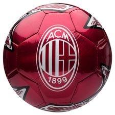 Milan Fotboll One Laser - Röd/Svart