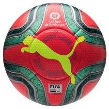 PUMA Fotboll La Liga 1 - Rosa/Gul/Turkos