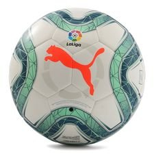 PUMA Fotboll La Liga 1 Trainer MS - Vit/Grön/Röd