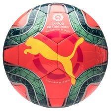 PUMA Fotboll La Liga 1 Trainer MS - Rosa/Gul/Turkos