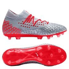 PUMA Future 4.1 Netfit FG/AG Anthem - Blue/Energy Red