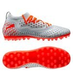 PUMA Future 4.2 Netfit MG Anthem - Gris/Rouge