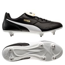 PUMA King Top SG - Sort/Hvid