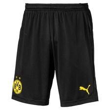 Dortmund Shorts - Svart/Gul