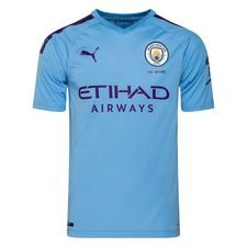 Manchester City Maillot Domicile 2019/20 Authentic