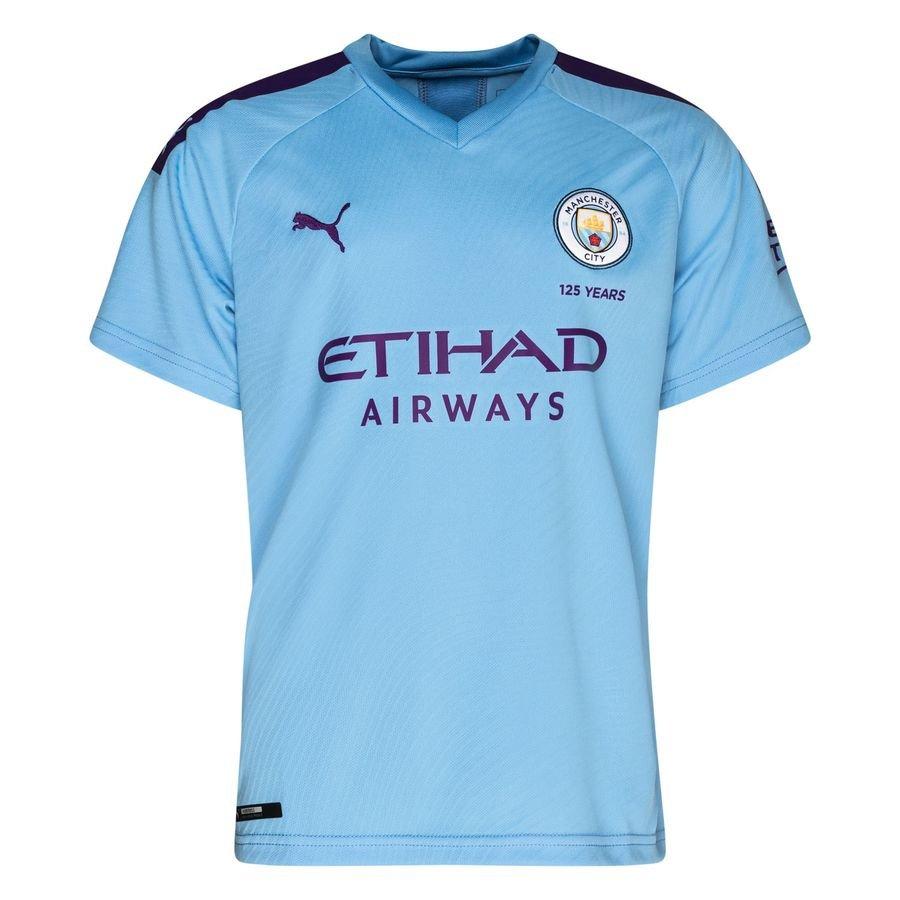 Manchester City Hjemmebanetrøje 2019/20