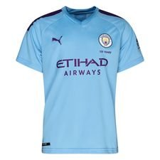 Manchester City Hemmatröja 2019/20 Barn