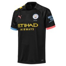 Manchester City Udebanetrøje 2019/20