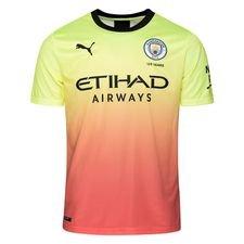 Fodboldtrøje Manchester City