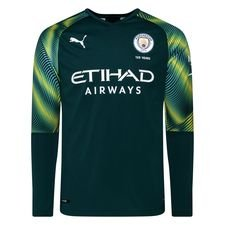 Manchester City Torwarttrikot 2019/20