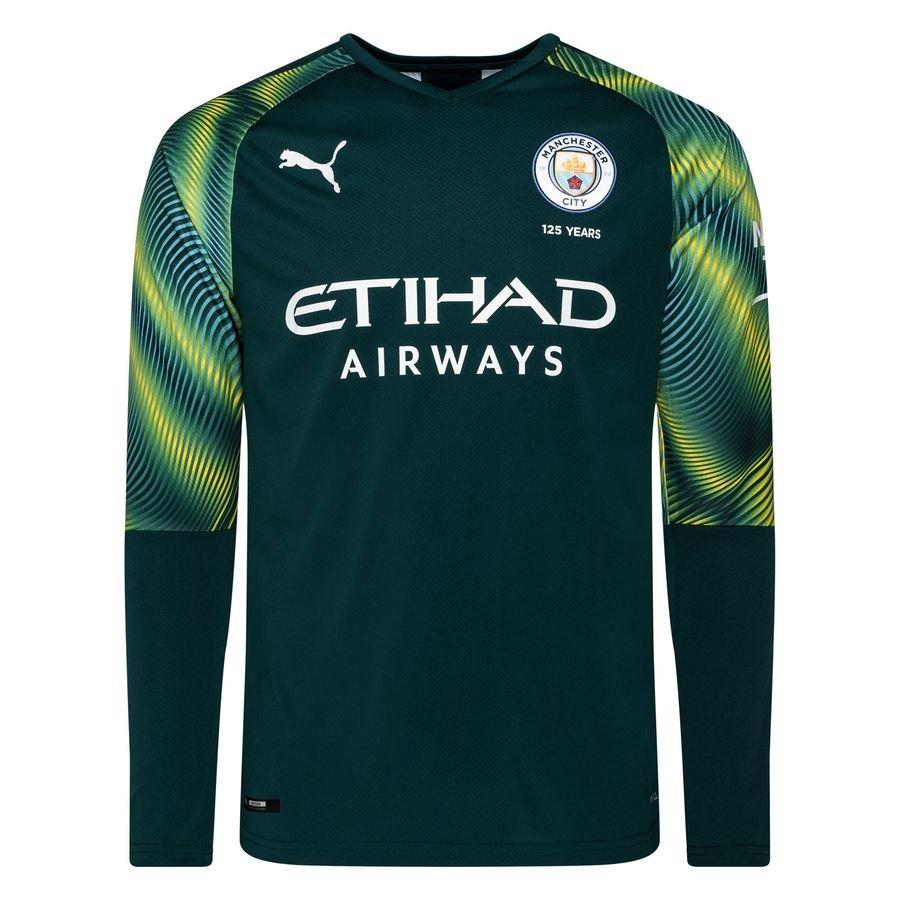 Manchester City Målmandstrøje 2019/20 Sort