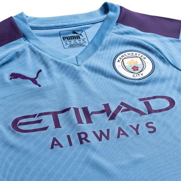 Manchester City Home Shirt 2019 20 Mini Kit Kids Www Unisportstore Com