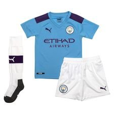 Manchester City Heimtrikot 2019/20 Mini-Kit Kinder