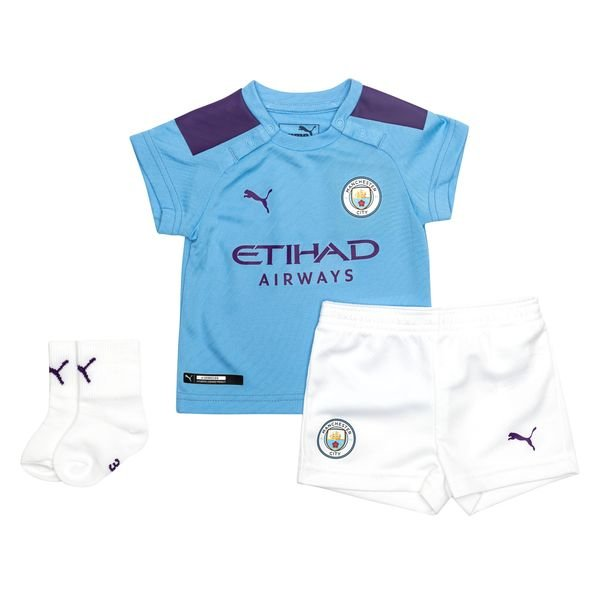 buy online b3f64 861ae Manchester City Home Shirt 2019/20 Baby-Kit Kids