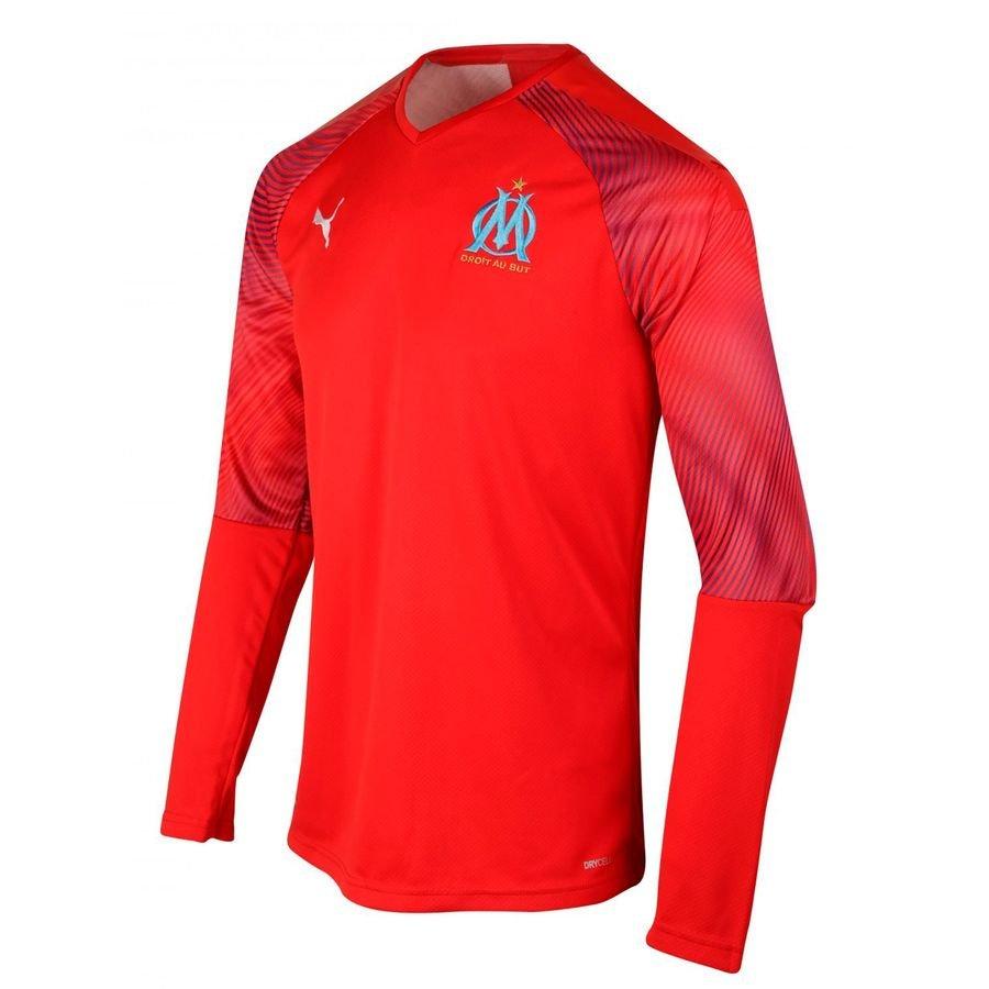 Marseille Målmandstrøje 2019/20 Rød
