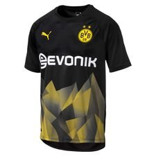 Dortmund Tränings T-Shirt League Stadium - Svart/Gul