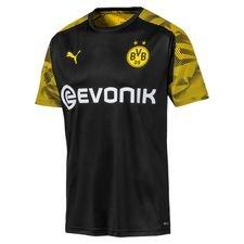 Dortmund Tränings T-Shirt - Svart/Gul