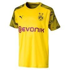 Dortmund Tränings T-Shirt - Gul/Svart Barn