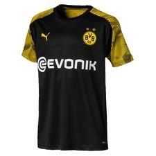 Dortmund Tränings T-Shirt - Svart/Gul Barn