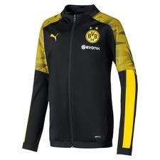 Dortmund Poly Jacka - Svart/Gul