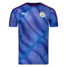 Manchester City Tränings T-Shirt League Stadium - Lila/Blå