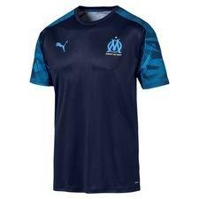 Marseille Tränings T-Shirt - Navy/Blå Barn