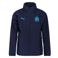 Marseille Regnjacka - Navy/Blå