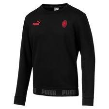 Milan Sweatshirt FtblCulture - Svart/Röd