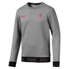 Milan Sweatshirt FtblCulture - Grå/Röd