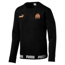 Marseille Sweatshirt FtblCulture - Svart/Orange