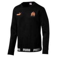 Marseille Sweatshirt FtblCulture - Svart/Orange