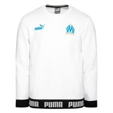 Marseille Sweatshirt FtblCulture - Vit