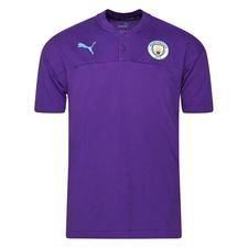 Manchester City Polo Casual - Lila