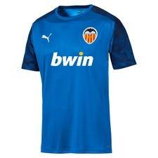 Valencia Tränings T-Shirt - Blå/Navy