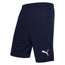 Valencia Shorts - Navy/Vit