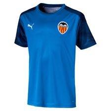 Valencia Tränings T-Shirt - Blå/Navy Barn