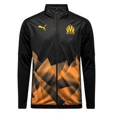 Marseille Jacka Stadium - Svart/Guld