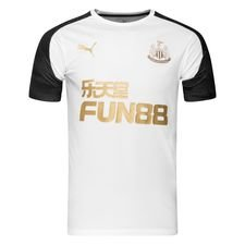 Newcastle United Tränings T-Shirt - Vit
