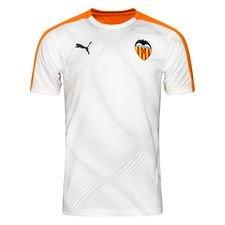 Valencia Tränings T-Shirt League Stadium - Orange/Vit