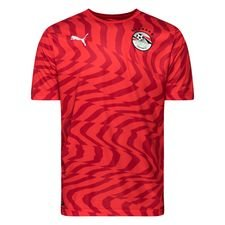 Egypte Thuisshirt 2019/20 Kinderen Africa Cup of Nations 19