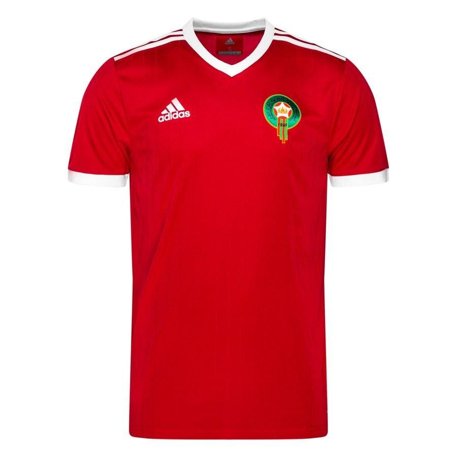 Marokko Hjemmebanetrøje 2019/20 Africa Cup of Nations 19