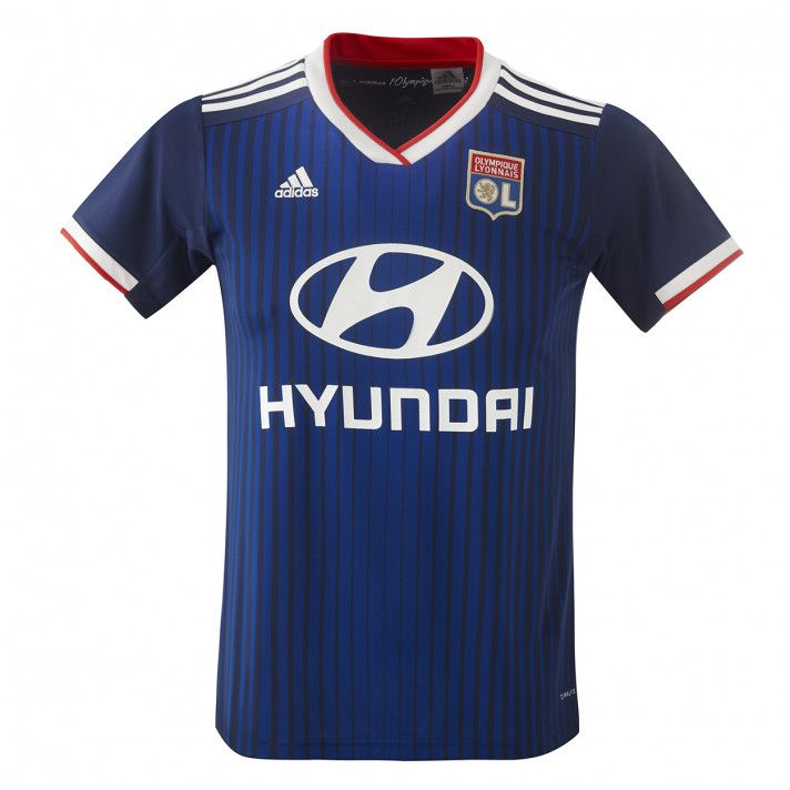 Lyon Udebanetrøje 2019/20