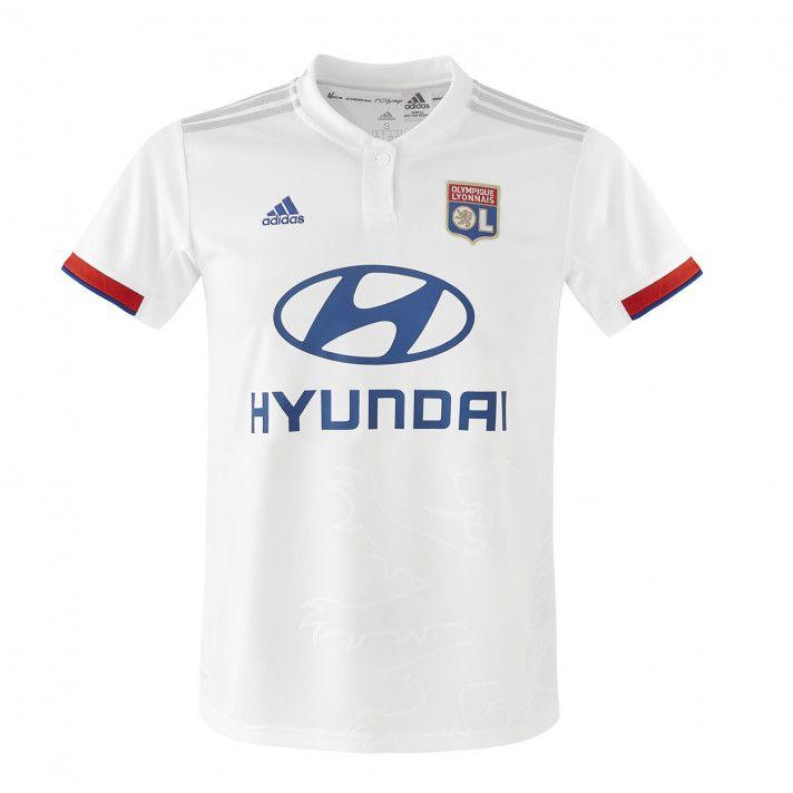 6a4b5d64903 Lyon Home Shirt 2019 20