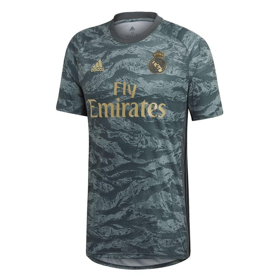 Real Madrid Målmandstrøje Udebanetrøje 2019/20
