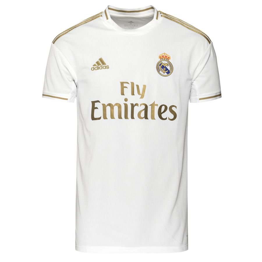 Real Madrid Hjemmebanetrøje 2019/20