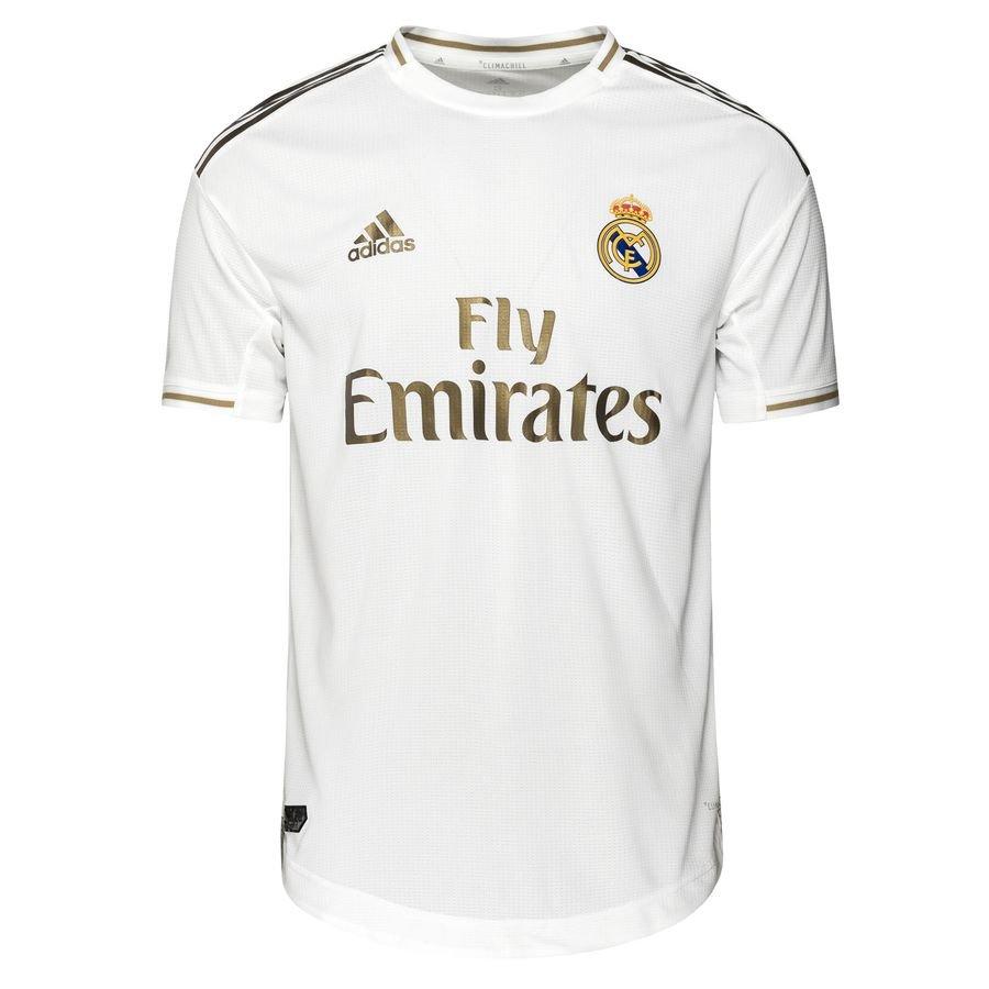 Real Madrid Hjemmebanetrøje 2019/20 Authentic