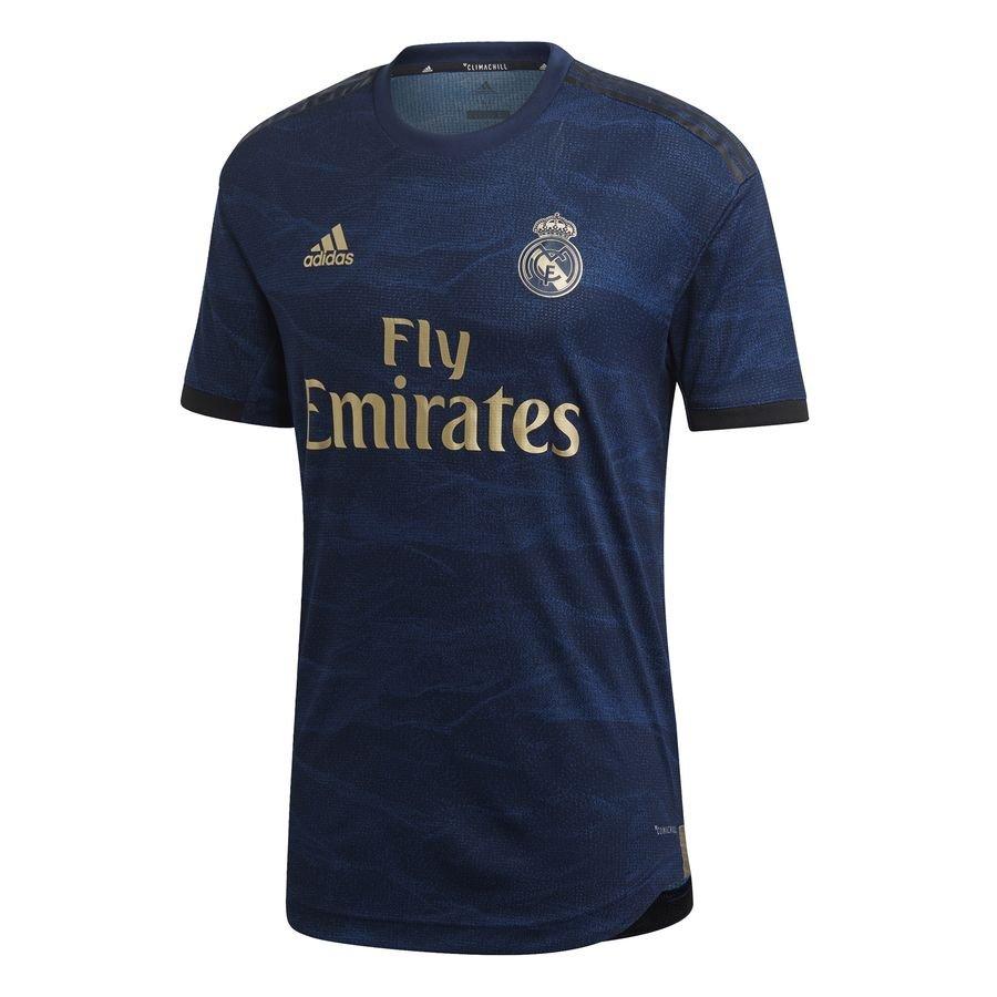 Real Madrid Udebanetrøje 2019/20 Authentic