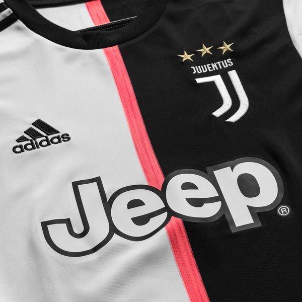 03c7750a Juventus Hjemmedrakt 2019/20 Barn | www.unisportstore.no