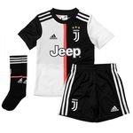 Juventus Hjemmebanetrøje 2019/20 Mini-Kit Børn